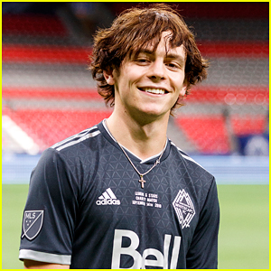Ross Lynch Plays in Vancouver Whitecaps Soccer Charity Game