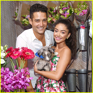 Sarah Hyland & Wells Adams Already Know What Kind of Food They Want At Their Wedding