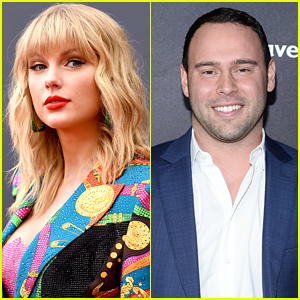 Scooter Braun Addresses His Feud With Taylor Swift In New Podcast