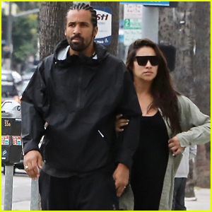 Shay Mitchell & Matte Babel Enjoy a Day Out in L.A.