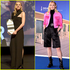 Sophie Turner Honored with Hollywood Rising Star Award at Deauville Film Fest!