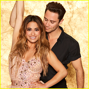 Ally Brooke Is Fast On Her Feet With a Quickstep on 'Dancing With The Stars' Week #6