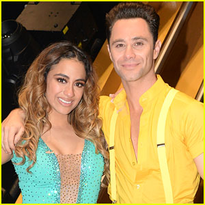 Ally Brooke's Spine-Chilling Tango on 'DWTS' Week #7 Will Put You In The Halloween Mood