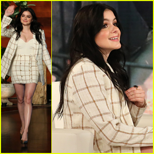 Ariel Winter Talks About Growing Up on 'Modern Family' on 'Ellen'