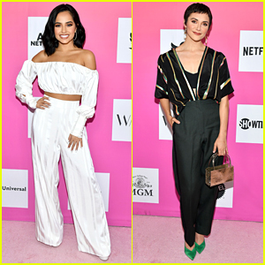 Becky G & Alyson Stoner Are Power Women at TheWrap Summit