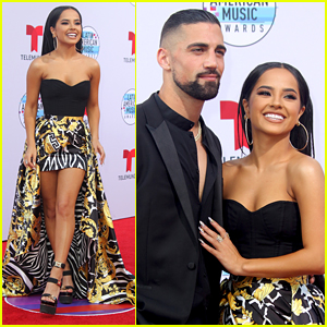 Becky G Performs Medley Of Songs at Latin AMAs 2019, Drops New Album 'Mala Santa' & Continues To Be Amazing in Every Way