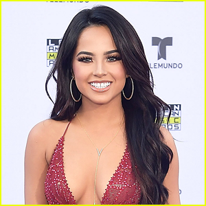 Becky G Reveals She Doesn't Feel Nervous At All To Host the MTV EMAs