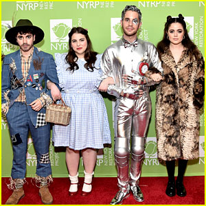 Ben Platt, Beanie Feldstein & More Dress Up as 'Wizard of Oz' Characters for Halloween!