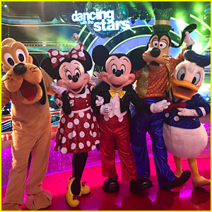 'Dancing With The Stars' Season 28 Celebs & Pros Celebrate Disney Night With Spectacular Opening Number at Disneyland!