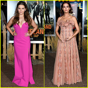 Abigail Breslin & Zoey Deutch Glam Up for 'Zombieland 2' Premiere!