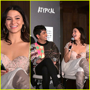 Fivel Stewart Chats Up Season 3 of 'Atypical' at Special Screening