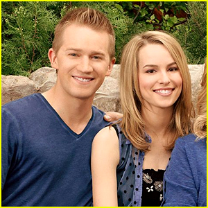 Jason Dolley Shares Pictures From Bridgit Mendler's Wedding With 'Good Luck Charlie' Family