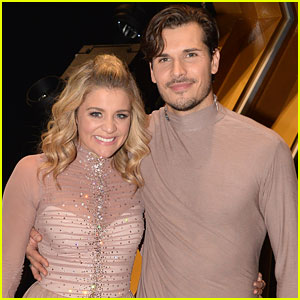 Lauren Alaina Delivers a Tantalizing Argentine Tango For Halloween Night on 'DWTS' Week #7