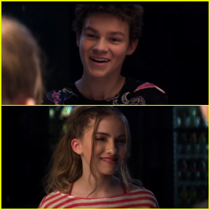 Hayden Summerall & Lauren Orlando Get Silly in 'Next Level' Blooper Reel - Watch!