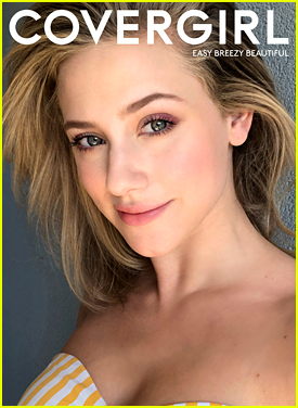 Lili Reinhart Is The New Face of CoverGirl!