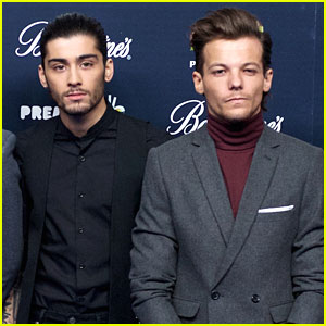 Louis Tomlinson Talks About His Rift With Zayn Malik: 'I'm Still Pretty Mad About The Whole Thing'