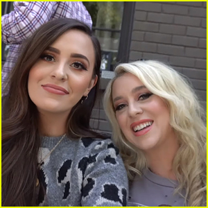 Megan & Liz Share Video From Megan Mace's Engagement!
