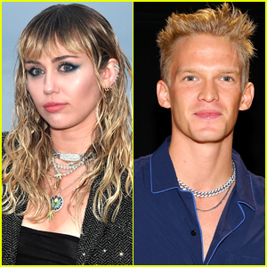 Miley Cyrus & Cody Simpson Seen Kissing After Her Two Breakups
