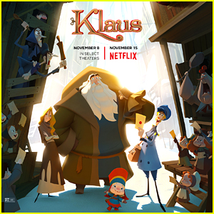 Netflix Drops Trailer For First Original Animated Movie 'Klaus' - Watch Now!