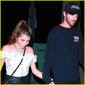 Olivia Jade & Boyfriend Jackson Guthy Hold Hands In Beverly Hills
