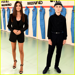 Olivia Trujillo & Jaeden Martell Premiere New Apple TV+ Show 'For All Mankind'