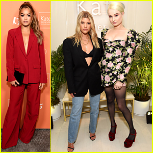 Paris Berelc & Sofia Richie Help Kate Somerville Celebrate 15 Year Anniversary