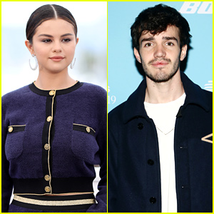 Selena Gomez Attends Aaron Carpenter's 21st Birthday Party!