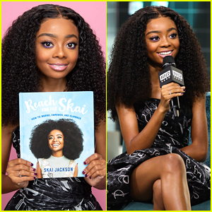 Skai Jackson Says It's Not Hard To Continue Cameron Boyce's Legacy