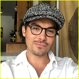 Tyler Blackburn Celebrates National Coming Out Day With Message of Self-Love