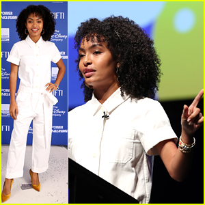 Yara Shahidi Nominates Bailee Madison To Take On One Word Change Challenge