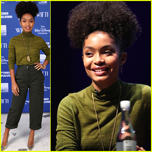 Yara Shahidi Speaks On A Panel at Power of Inclusion Summit