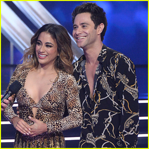 Ally Brooke's Viennese Waltz Was So Breathtaking on the DWTS Semi-Finals - Watch Now!