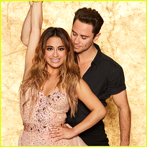 Ally Brooke Made Us Want To Get Up On Our Feet With Her Freestyle on DWTS Season 28 Finale - Watch Now!