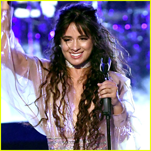 Camila Cabello Updates Fans After Falling During Concert in LA