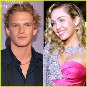 Miley Cyrus & Cody Simpson Split Rumors Addressed By Insider