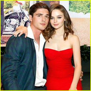 Joey King Opens Up About What It Was Like Kissing Ex Jacob Elordi Again For 'Kissing Booth 2'