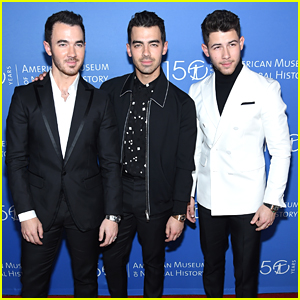 Jonas Brothers Look So Dapper For The American Museum Of Natural History Gala 2019