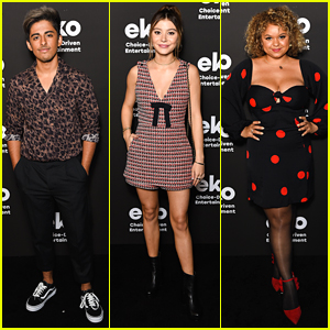 Karan Brar, G Hannelius, Rachel Crow Share New Shows at eko Premiere Event