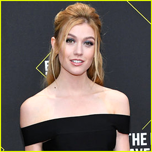 Katherine McNamara Shares Sweet Thank You To 'Shadowhunters' Fans After People's Choice Awards Win