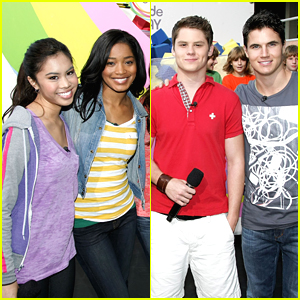 Keke Palmer, Ashley Argota & Matt Shively Celebrate 'True Jackson, VP' 11 Year Anniversary