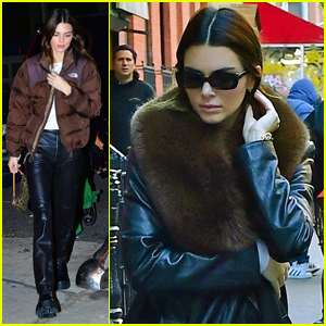 Kendall Jenner Is Back In The Big Apple