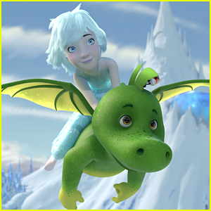 Kenzie Ziegler Voices 'Ice Princess Lily' In New Movie - Watch The Trailer Here!