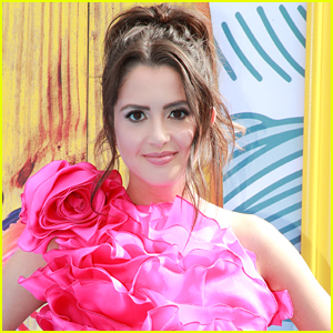 Laura Marano Just Dropped The Cutest Christmas Song Ever - Listen To 'Me & The Mistletoe' Now!