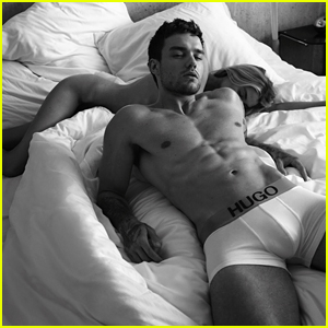 Liam Payne Models Underwear for Hugo's New Campaign!