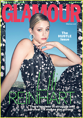 Lili Reinhart Talks About Why She's So Open With Her Depression