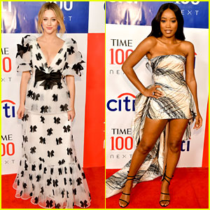 Lili Reinhart & Keke Palmer Glam Up for Time 100 Next Event!