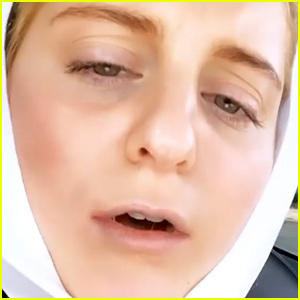 Meghan Trainor Posts Funny Videos After Wisdom Teeth Surgery - Watch!