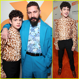 Noah Jupe Got Great Life Advice From 'Honey Boy' Co-Star Shia LaBeouf