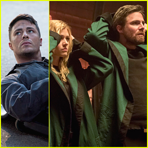 Roy Harper Returns, Team Arrow Heads To Russia on 'Arrow' Tonight!