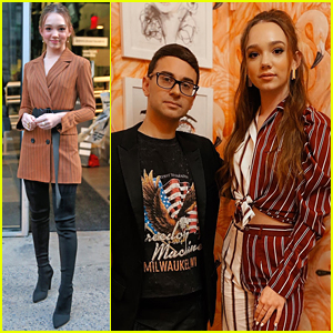 Ruby Jay Takes Over NYC With Appearance on Build & Meets Christian Siriano!